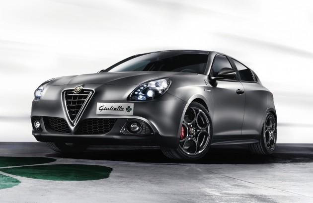2015 Alfa Romeo Giulietta QV