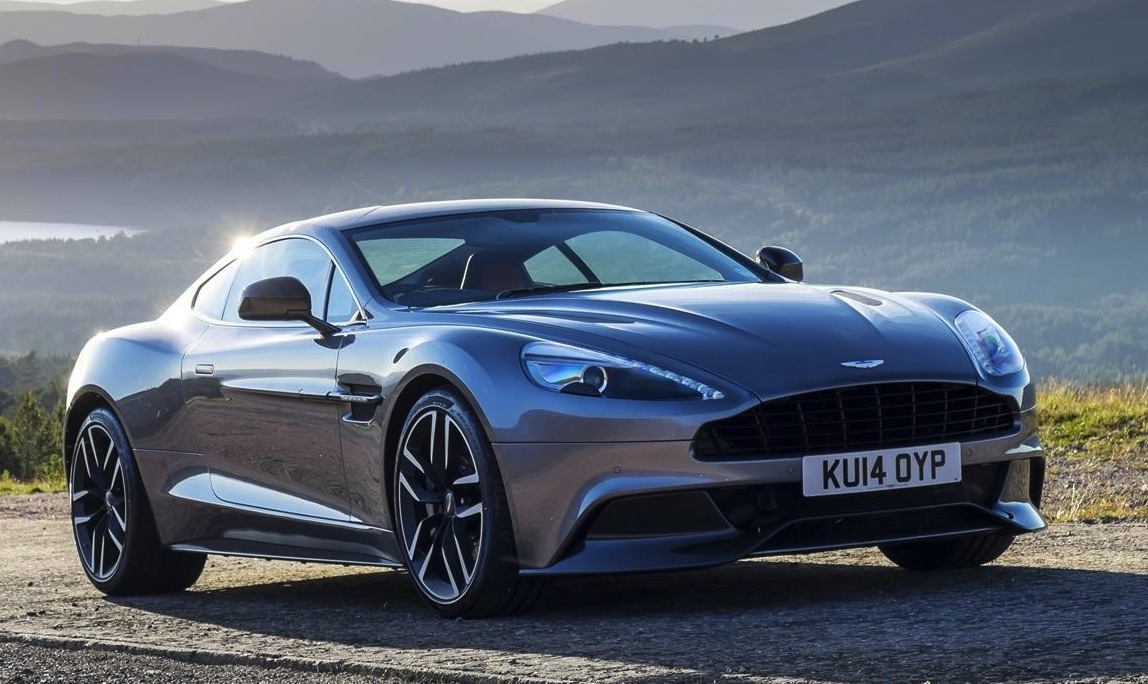 Aston Martin To Refresh Lineup Plans Expected At Geneva - Aston martin lineup