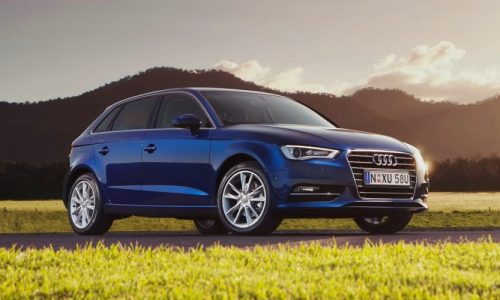 2015 Audi A3 & S3 on sale in Australia from $35,900