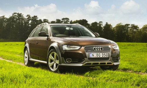 2015 Audi A4 Allroad on sale in Australia from $70,500