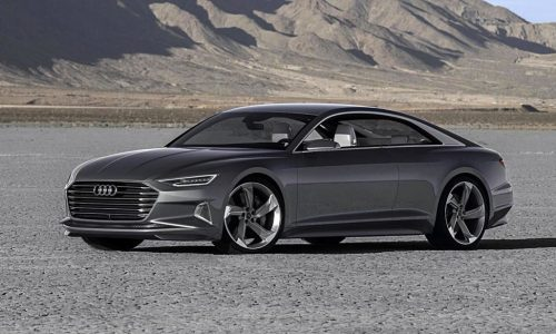 Audi Prologue piloted driving concept revealed, previews A9?
