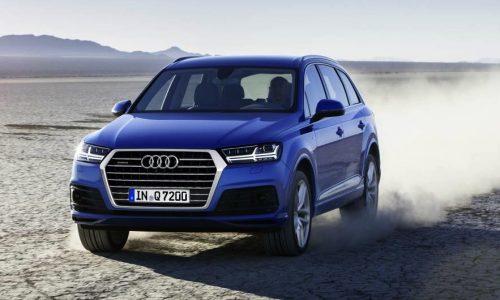 Audi Q8 under development, CEO wants it by 2020