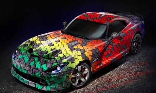 New Dodge Viper GTC presents 25 million possible customisations