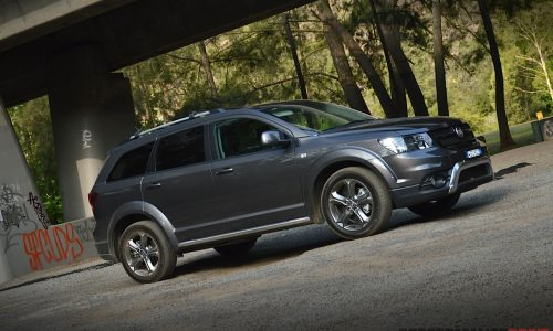 2015 Fiat Freemont Crossroad review (video)