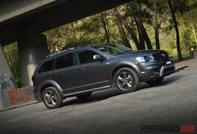 2015 Fiat Freemont Crossroad
