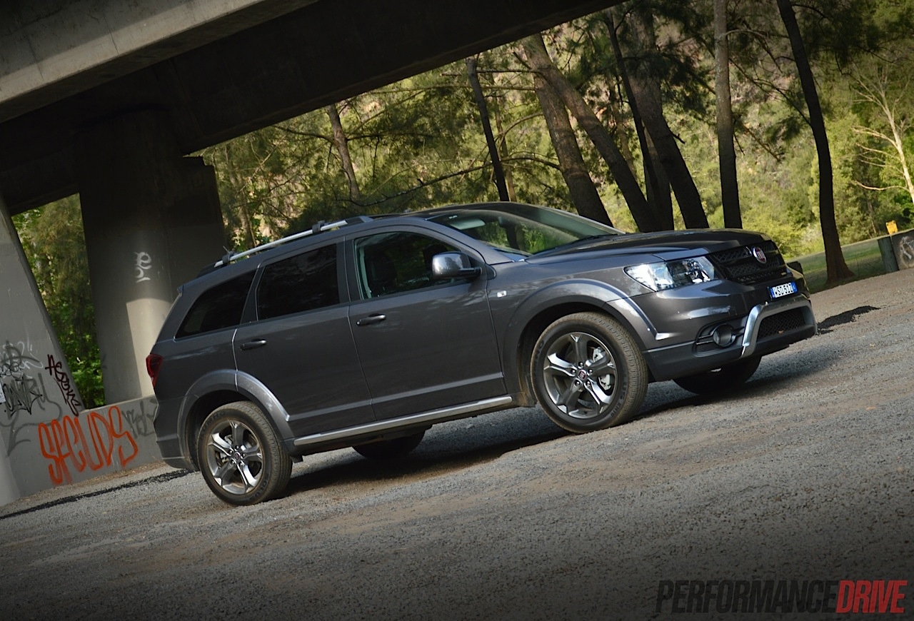 Fiat crossroad review