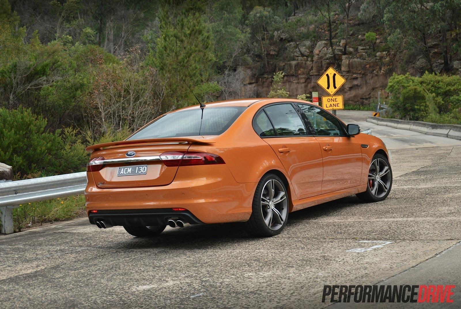 Ford Falcon XR8 FG X review (video) | PerformanceDrive