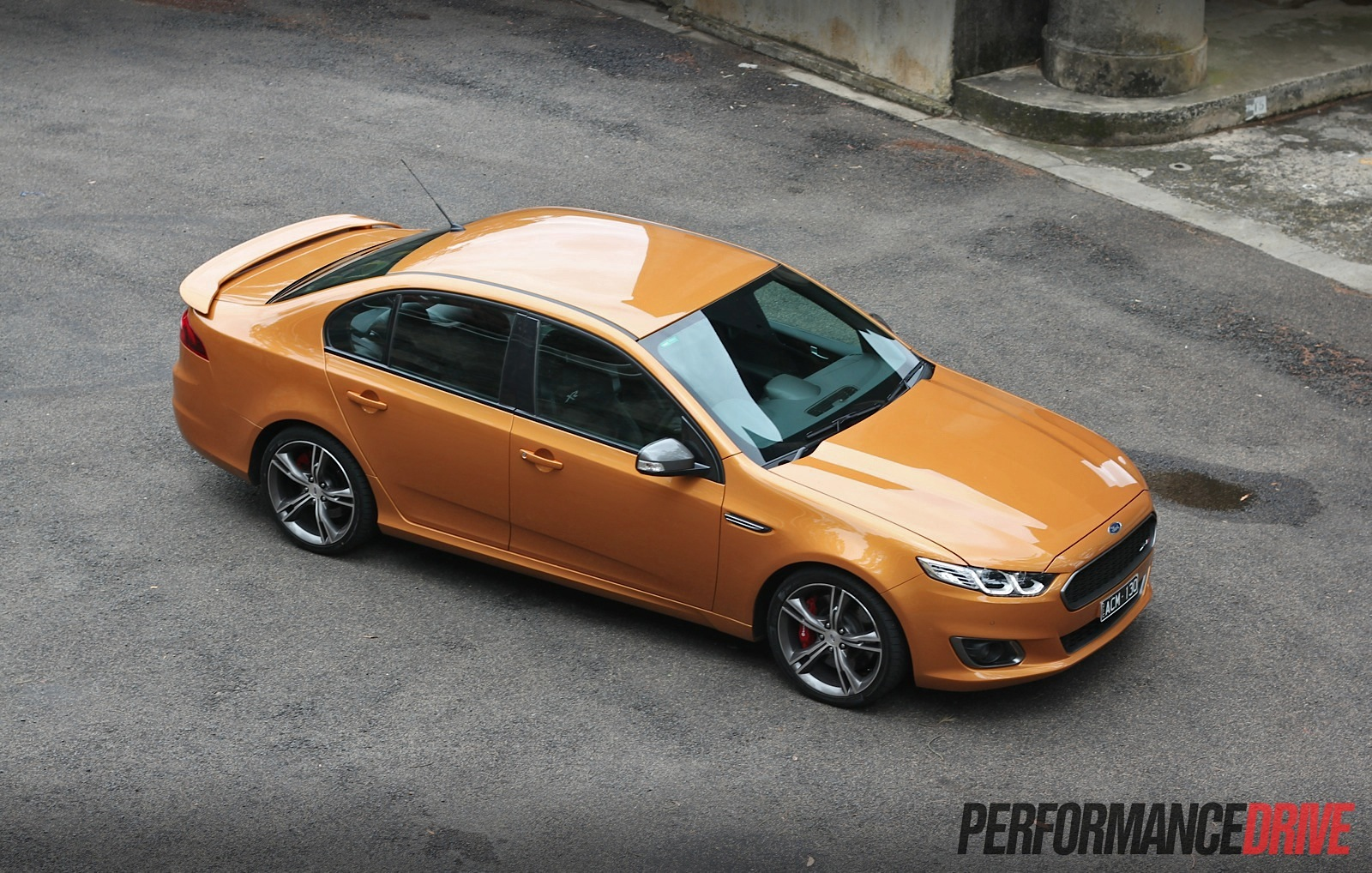 Ford Falcon Xr8 Fg X Review Video Performancedrive