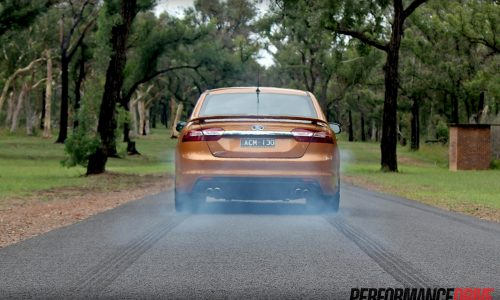 Ford Falcon XR8 FG X review (video)