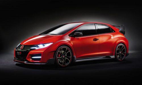 2015 Honda Civic Type R production version confirmed for Geneva