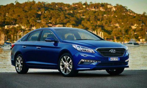 2015 Hyundai Sonata on sale from $29,990, new turbo option