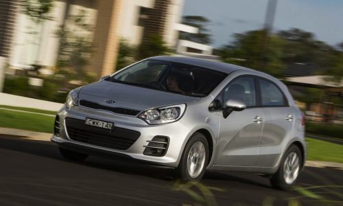 2015 Kia Rio lineup revised, on sale in Australia from $15,990