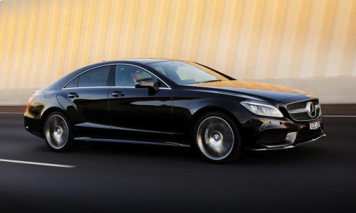 2015 Mercedes-Benz CLS-Class on sale in Australia from $114,900