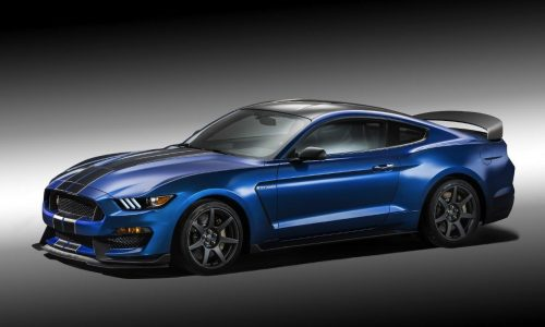 2015 Shelby GT350R unveiled, most track-ready Mustang yet