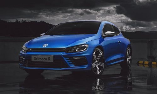 2015 Volkswagen Scirocco R Australian prices cut by $2000