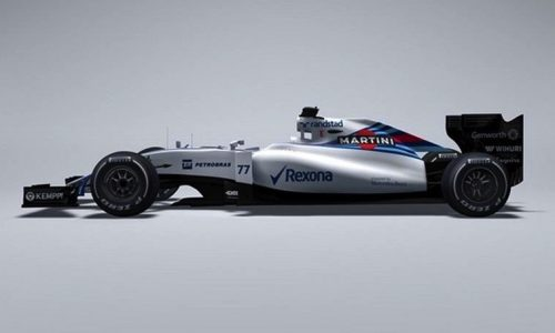 2015 Williams Formula One car revealed, first 2015 F1 car debut