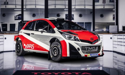 Toyota confirms WRC comeback in 2017 with special Yaris