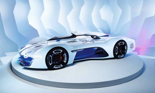 Alpine Vision Gran Turismo concept revealed