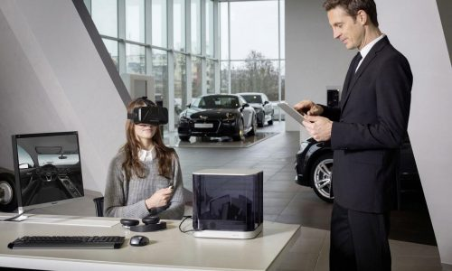 Audi announces Virtual Reality Experience for customers
