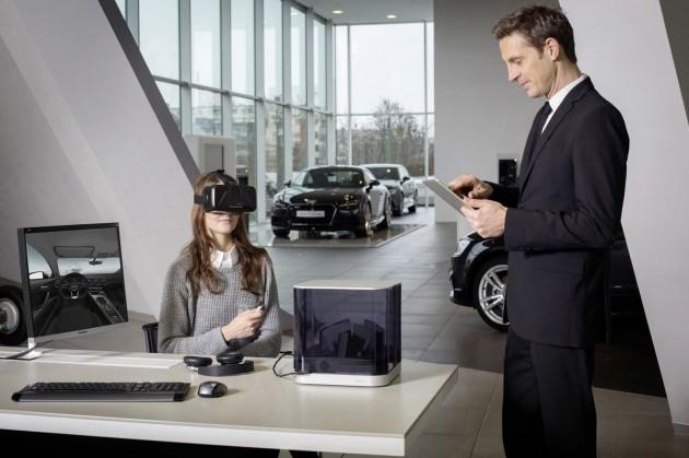 Audi Virtual Reality