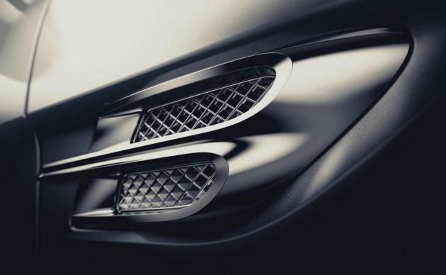 Bentley Bentayga preview