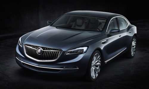 Buick Avenir concept revealed, potential post-2017 Commodore?