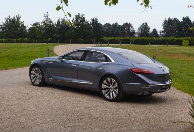 Buick Avenir concept-back
