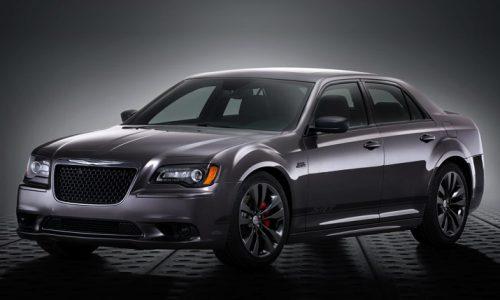 Chrysler 300 SRT8 Satin Vapour on sale in Australia from $60,000
