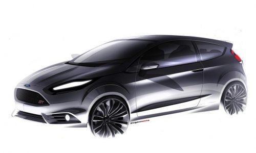 Ford Fiesta 'RS' in the works, faster & more powerful than ST