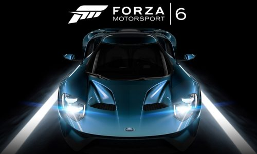 Forza 6 featuring 2017 Ford GT announced at Detroit Auto Show