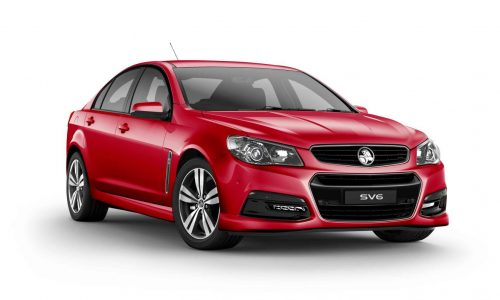 Holden fans to name special edition VF Commodore SV6