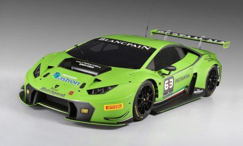 Lamborghini Huracan GT3 unveiled, ready for Blancpain Endurance
