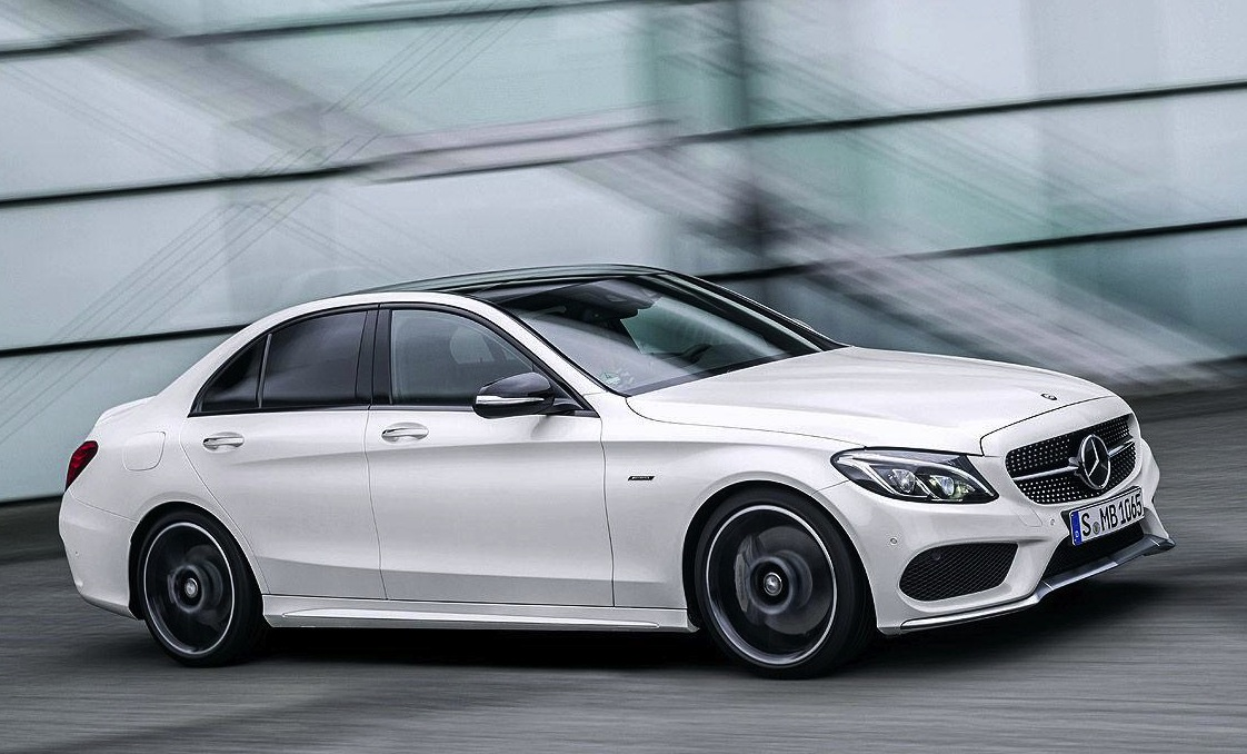 Mercedes-Benz C 450 AMG Sport revealed at Detroit show ...