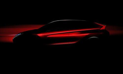 Mitsubishi crossover concept heading to Geneva show