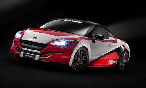 Peugeot RCZ R concept revealed with Bimota inspiration