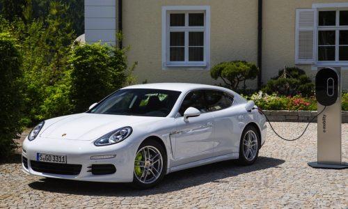 Porsche 'Pajun' junior sedan to be electric-only model – report