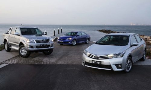 Toyota sells 10.23m cars in 2014, world's largest car manufacturer