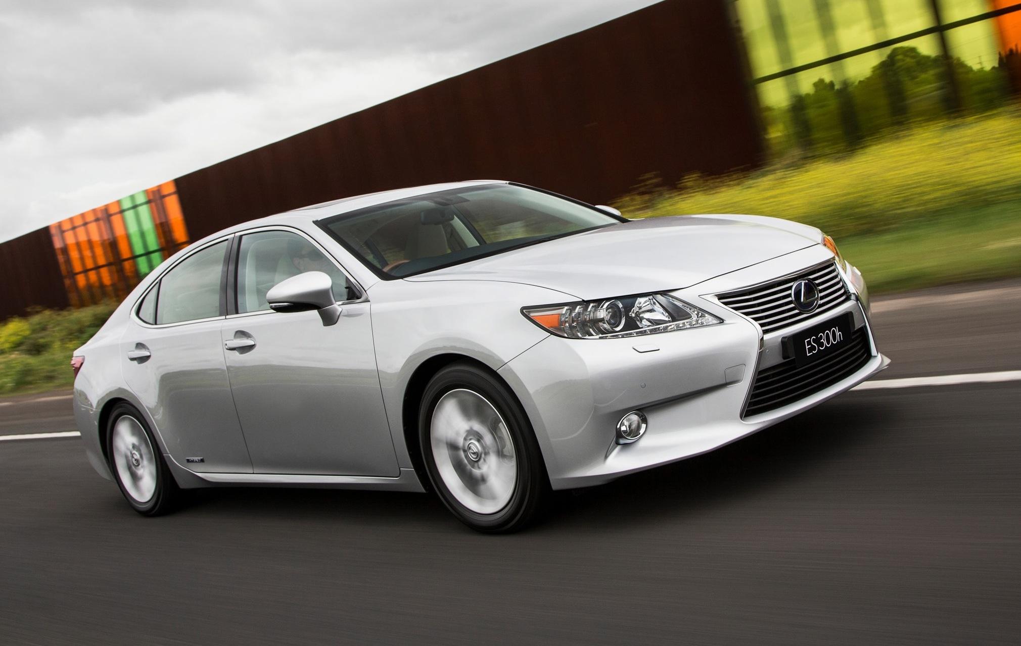 Lexus tops 2015 J D  Power Dependability Study, 4th year