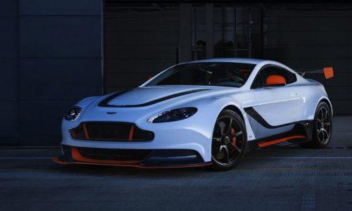 2015 Aston Martin Vantage GT3 special edition revealed