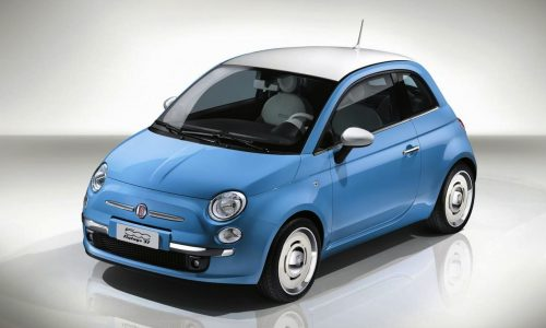 Fiat 500 '57 special edition is a cool retro throwback