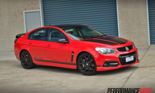 2015 Holden VF Commodore SS Craig Lowndes edition review (video)