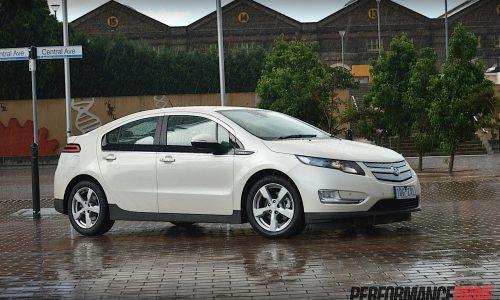 2014 Holden Volt review (video)