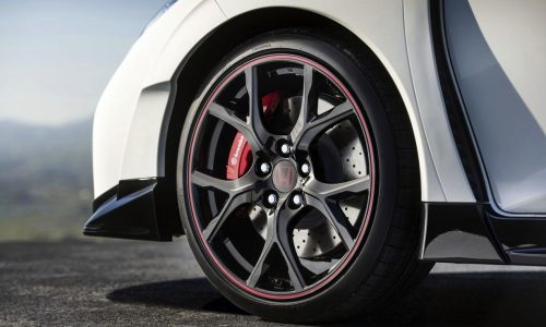 2015 Honda Civic Type R previewed again, sporty details revealed