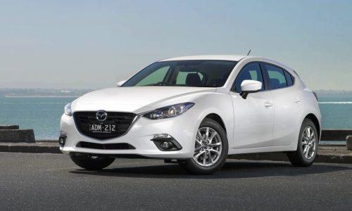 2015 Mazda3 update on sale in Australia from $20,490