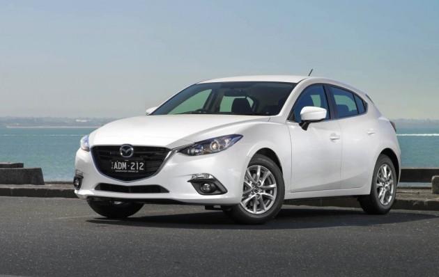 2015 Mazda3 Maxx