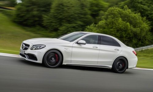 2015 Mercedes-Benz C 63 AMG S on sale in Australia from $154,900