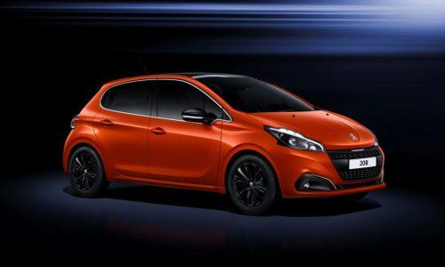 2015 Peugeot 208 facelift revealed; more tech, updated design