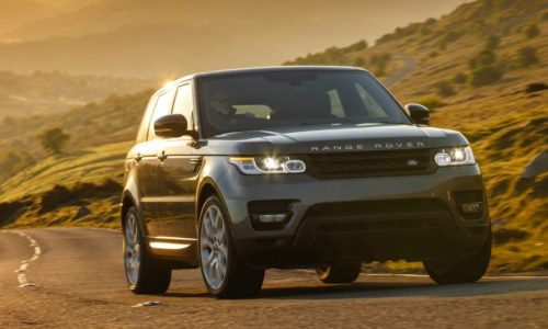 Jaguar Land Rover recalling over 100,000 cars in the US