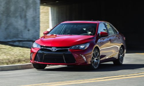 Toyota considering TRD Camry in the US, more TRD models – report