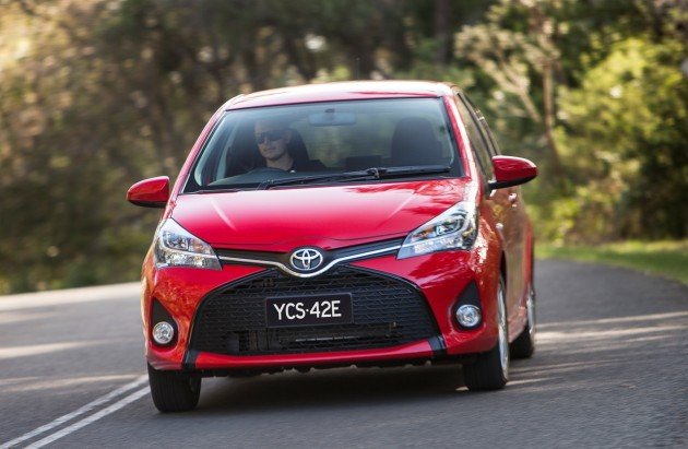 2014 Toyota Yaris HB ZR